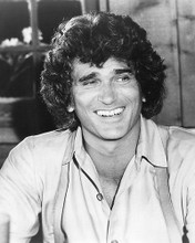 This is an image of 191206 Michael Landon Photograph & Poster