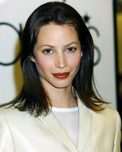 This is an image of 247950 Christy Turlington Photograph & Poster