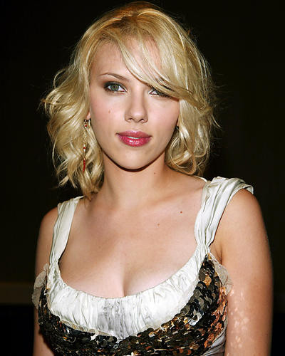 This is an image of 264369 Scarlett Johansson Photograph & Poster