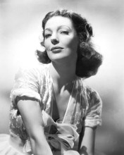 This is an image of 186439 Loretta Young Photograph & Poster