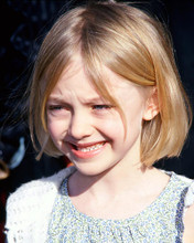 This is an image of 270964 Dakota Fanning Photograph & Poster