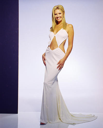 This is an image of 271217 Nancy O'Dell Premium Photograph & Poster