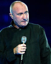 This is an image of 272785 Phil Collins Photograph & Poster