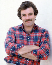 This is an image of 272815 Tom Selleck Photograph & Poster