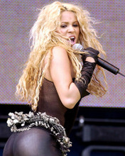 This is an image of 272816 Shakira Photograph & Poster