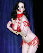 This is an image of 272822 Dita Von Teese Photograph & Poster