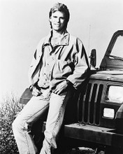 This is an image of 160658 Richard Dean Anderson Photograph & Poster