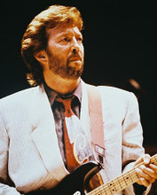 This is an image of 211316 Eric Clapton Photograph & Poster
