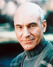 This is an image of 223298 Patrick Stewart Photograph & Poster