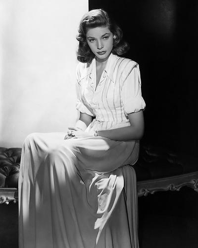 This is an image of 165576 Lauren Bacall Photograph & Poster