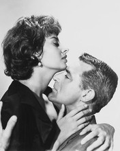 This is an image of 175751 Cary Grant & Sophia Loren Photograph & Poster