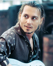 This is an image of 246008 Johnny Depp Photograph & Poster