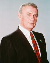 This is an image of 247974 Edward Woodward Photograph & Poster