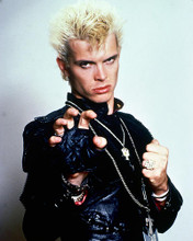 This is an image of 248190 Billy Idol Photograph & Poster