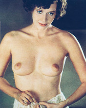 This is an image of 248213 Sylvia Kristel Photograph & Poster