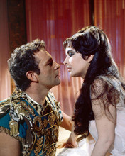 This is an image of 248341 Elizabeth Taylor & Richard Burton Photograph & Poster