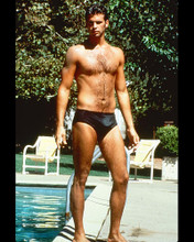 This is an image of 248532 Lorenzo Lamas Photograph & Poster