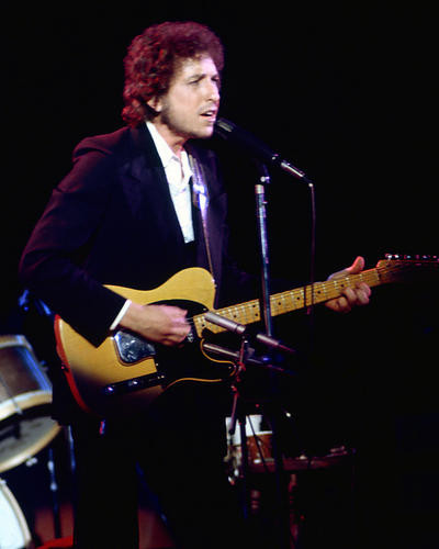 This is an image of 248545 Bob Dylan Photograph & Poster