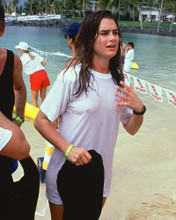 This is an image of 248576 Brooke Shields Photograph & Poster