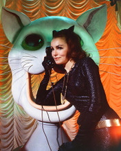 This is an image of 248654 Julie Newmar Photograph & Poster
