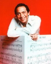 This is an image of 249668 Paul Anka Photograph & Poster