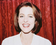 This is an image of 237038 Gillian Anderson Photograph & Poster