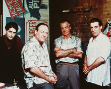 This is an image of 241430 The Sopranos Photograph & Poster