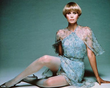 This is an image of 242203 Joanna Lumley Photograph & Poster