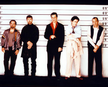 This is an image of 244628 The Usual Suspects Photograph & Poster