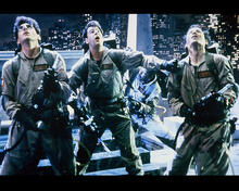 This is an image of 247756 Ghostbusters Photograph & Poster