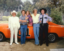 This is an image of 248546 Dukes of Hazzard Photograph & Poster