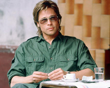 This is an image of 250374 Brad Pitt Photograph & Poster