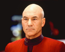 This is an image of 250435 Patrick Stewart Photograph & Poster