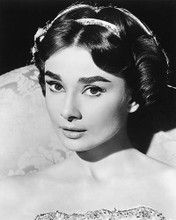 This is an image of 171515 Audrey Hepburn Photograph & Poster