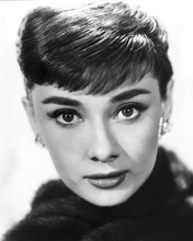 This is an image of 171516 Audrey Hepburn Photograph & Poster