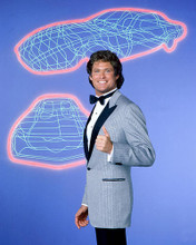 This is an image of 251979 David Hasselhoff Photograph & Poster