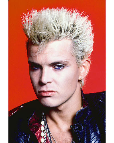 This is an image of 251991 Billy Idol Photograph & Poster