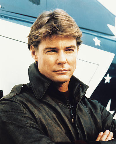 This is an image of 252613 Jan-Michael Vincent Photograph & Poster