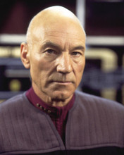 This is an image of 254210 Patrick Stewart Photograph & Poster