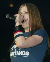 This is an image of 254537 Avril Lavigne Photograph & Poster