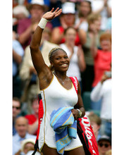 This is an image of 254720 Serena Williams Photograph & Poster