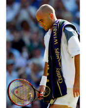 This is an image of 254736 Andre Agassi Photograph & Poster