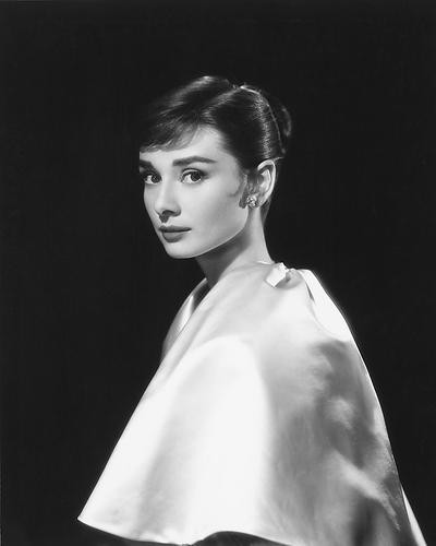 This is an image of 172310 Audrey Hepburn Photograph & Poster