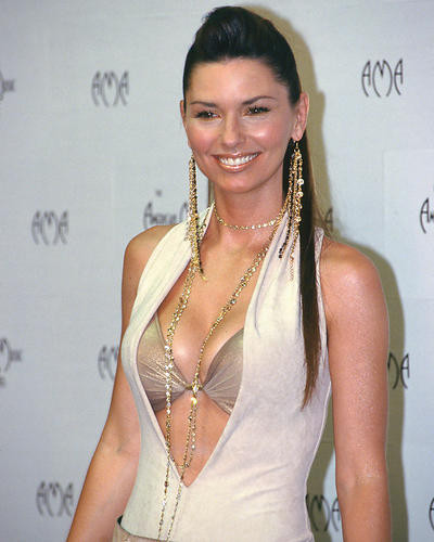 This is an image of 255141 Shania Twain Photograph & Poster