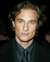This is an image of 255743 Matthew McConaughey Photograph & Poster