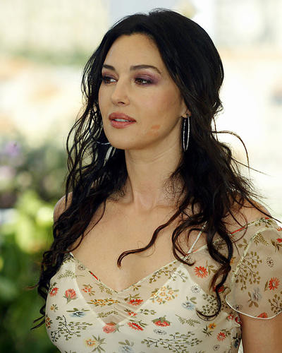 This is an image of 255851 Monica Bellucci Photograph & Poster