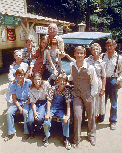This is an image of 256088 The Waltons Photograph & Poster
