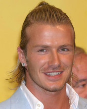 This is an image of 256127 David Beckham Photograph & Poster