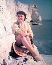 This is an image of 256191 Audrey Hepburn Photograph & Poster
