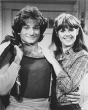 This is an image of 172780 Mork and Mindy Photograph & Poster